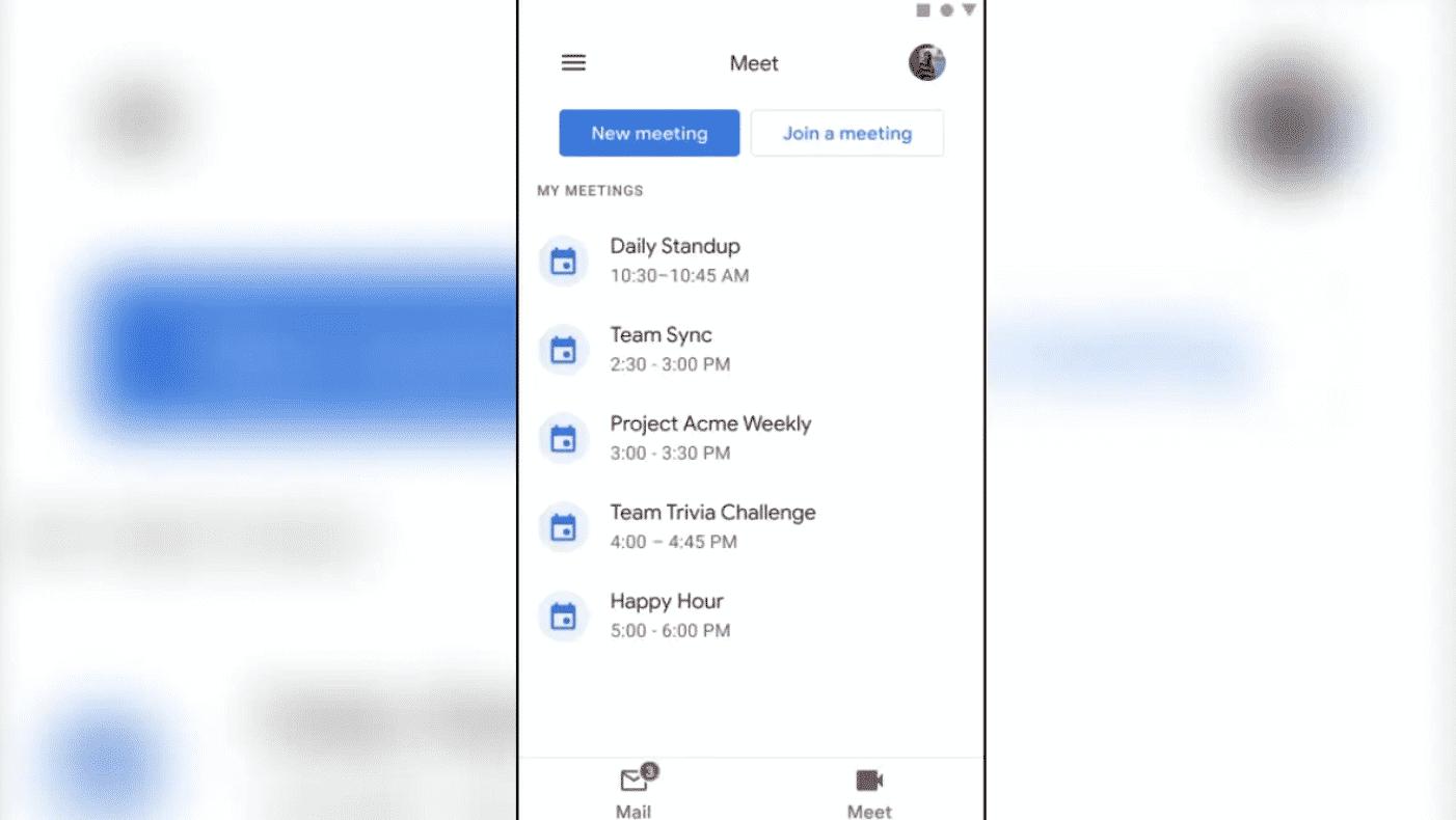 Google Meet Integration